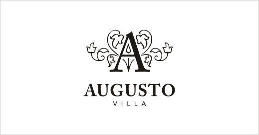 villa-augusto-logo-design